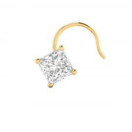 Diamond Nose Pin