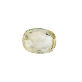 Yellow Sapphire (Pukhraj) - 3.05 carat from  Ceylon
