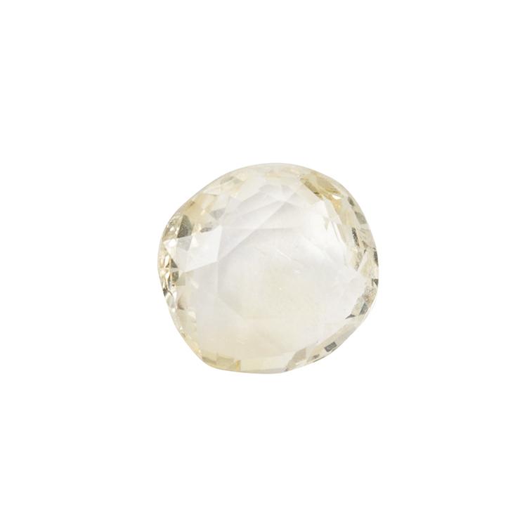 yellow sapphire pukhraj 3 05 carat from ceylon