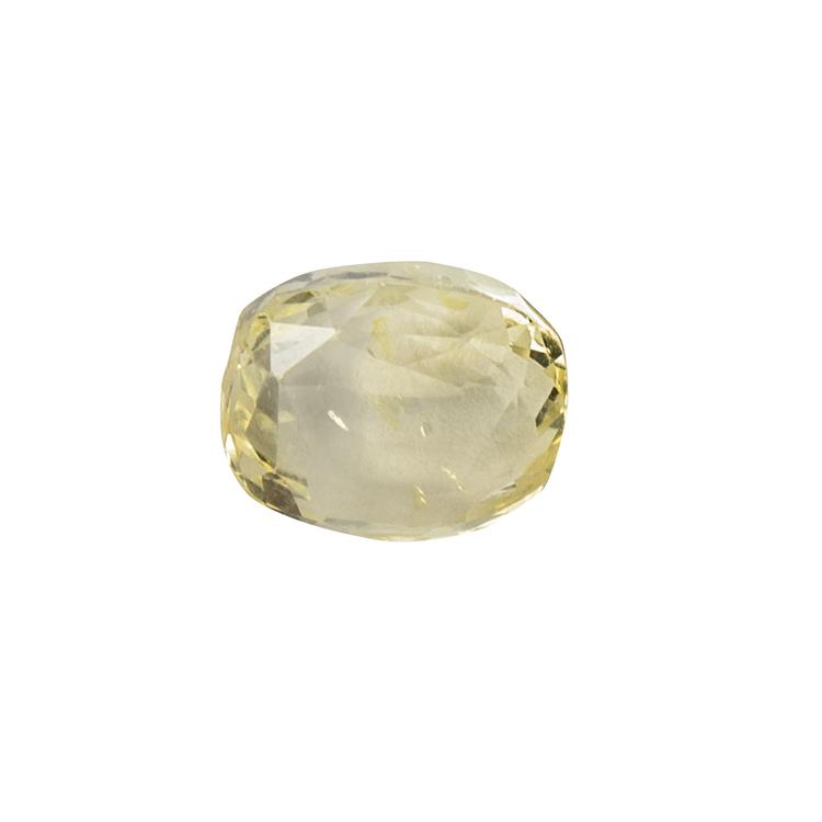 yellow sapphire pukhraj 3 1 carat from ceylon