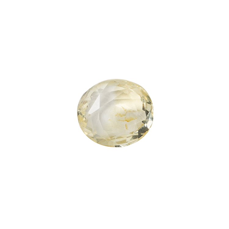 yellow sapphire pukhraj 4 1 carat from ceylon