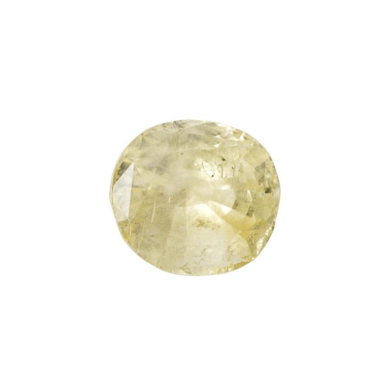 yellow sapphire pukhraj 4 15 carat from ceylon