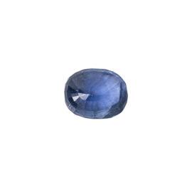 Blue Sapphire (Neelam) - 4.55 carat from Ceylon