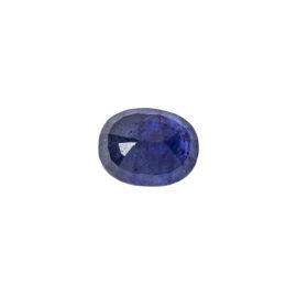 Blue Sapphire (Neelam) - 3.7 carat from Bangkok