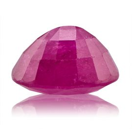 Ruby (Manik) - 5.3 carat from Africa