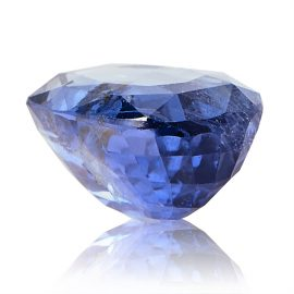 Blue Sapphire (Neelam) -  5.15 carat from Ceylon