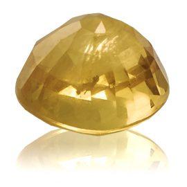 Yellow Sapphire (Pukhraj) -  5.6 carat from Bangkok