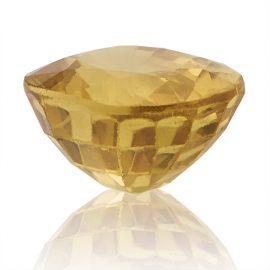 Yellow Sapphire (Pukhraj) -  3.8 carat from Bangkok