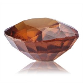 Hessonite (Gomed) - 4.05 carat from Taiwan