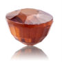 Hessonite (Gomed) - 3.45 carat from Taiwan