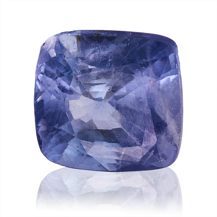Blue Sapphire (Neelam) -  6.05 carat from Ceylon