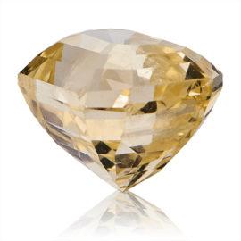 Yellow Sapphire (Pukhraj) -  1.65 carat from Bangkok
