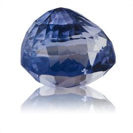 Blue Sapphire (Neelam) -  5.05 carat from Ceylon