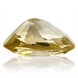 Yellow Sapphire (Pukhraj) -  4.1 carat from Ceylon