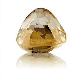 Yellow Sapphire (Pukhraj) -  4.65 carat from Ceylon