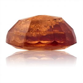 Gomed (Hessonite)  - 2.35 carat from Taiwan