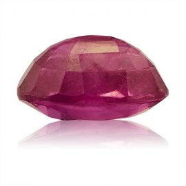 Ruby (Manik) - 4.3 carat from Africa